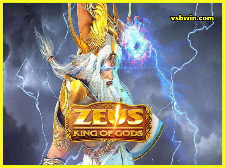 Zeus : King Of Gods