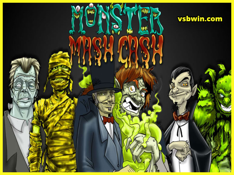 Monster Mash Cash
