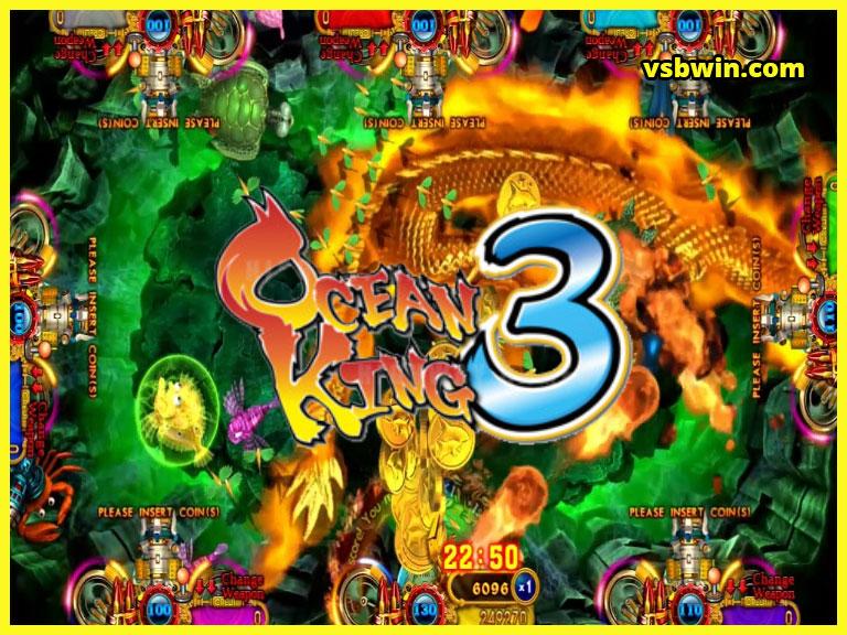 Ocean King 3